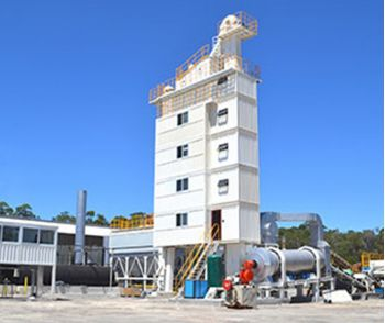 Environmental-friendly Asphalt Plant