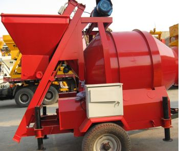 JZM Drum Concrete Mixer