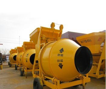 JZC Drum Concrete Mixer