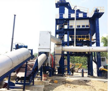 LB Asphalt Batch Mix Plant