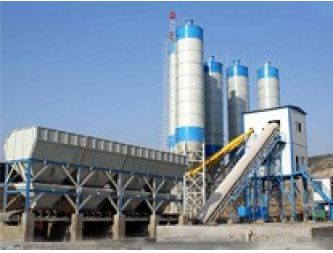 Environmental protection measures of the concrete mixing station