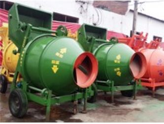 Roller type concrete mixer should pay attention to