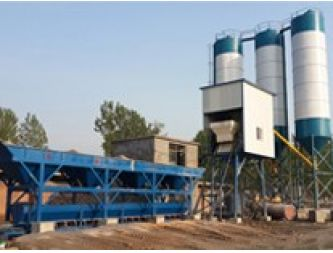 Discuss how to slow the depreciation of concrete mixing station