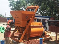Analysis of the advantages of concrete mixer technology