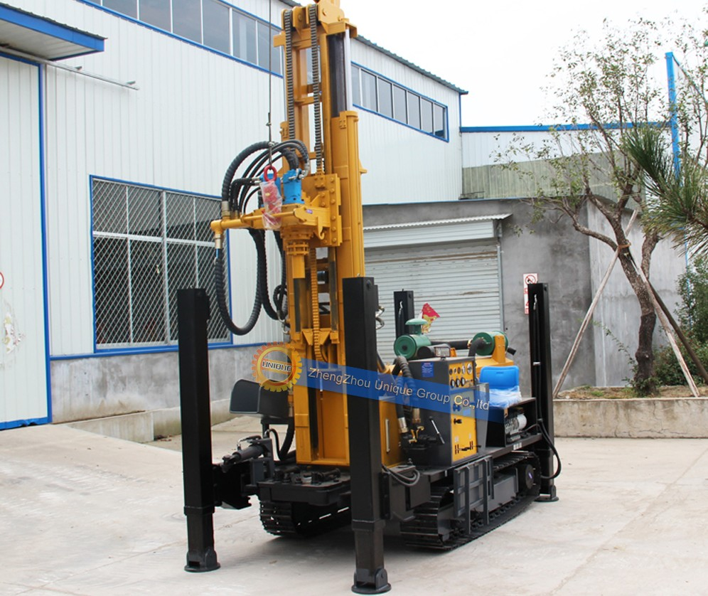 Cheap Depth Portable dth machine germany water bore drilling rig