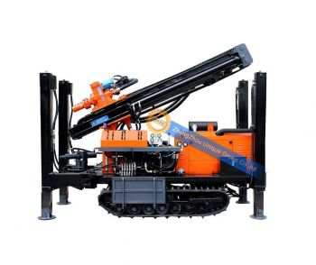 FY200 geothermal well multi-function drilling rig machine for water well drilling
