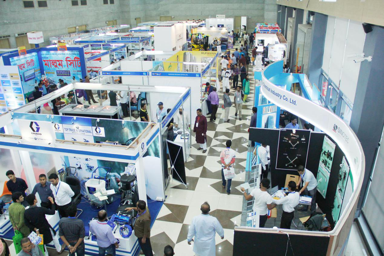 23th Bangladesh CON-EXPO Exhibition