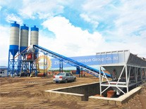 How to maintain the Concrete Batching Plant in Summer Time