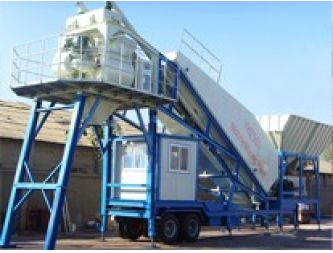 Advantages and Features of Mobile Concrete Batching Plant